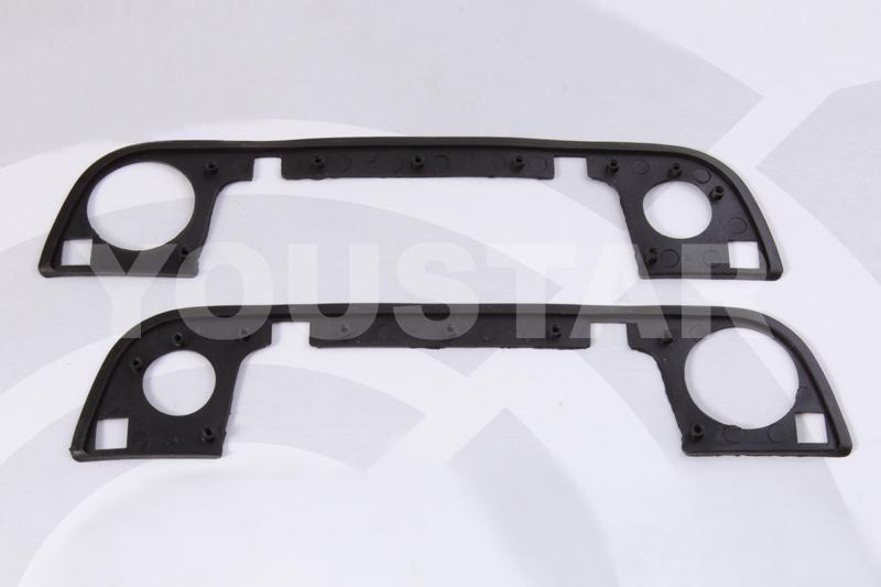 Us Stock X2 Door Handle Gasket Rubber Seals Bmw E32 E34