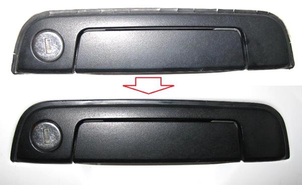 Outer Door Handle Gasket Rubber Seals for BMW E32 E34 E36 Z3 3 5 7 Series 2pcs